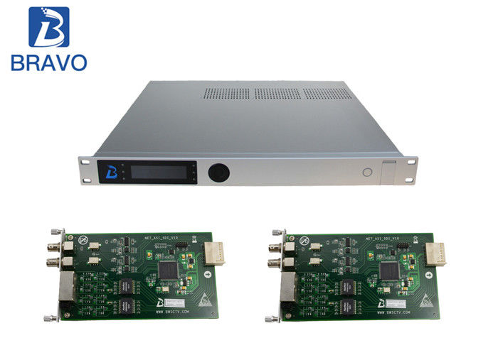 Multiplexer Video Processor TV Signal Scrambler Solutions For Digital Television Applications